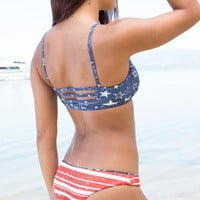 Blue Life - Island Fever Reversible Bottom | Stripes