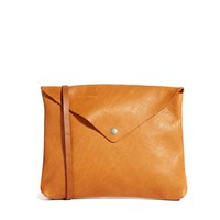 Pieces Filina Leather X Body Bag