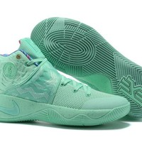 Kyrie Irving 2 New Color Mint Green Basketball Sneaker