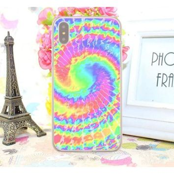 Tie Dye Phone Cases for IPhone