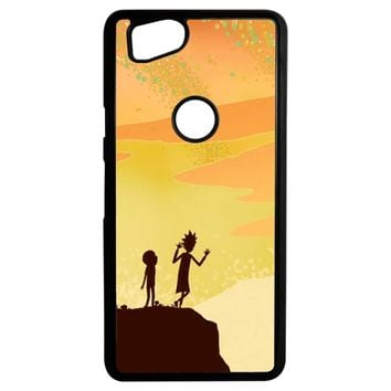 Rick And Morty 2 Google Pixel 2 Case