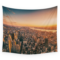 Society6 NYC Wall Tapestry