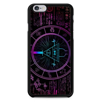 Bill Cipher Galaxy iPhone 6/6S Case
