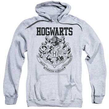 Harry Potter - Hogwarts Athletic Adult Pull Over Hoodie Officially Licensed Apparel