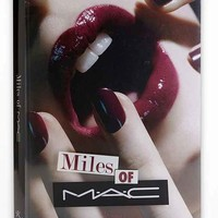 Miles Of MAC By James Gager  & Miles Aldridge- Assorted One