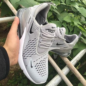 NIKE AIR MAX 270 Woman Men Fashion Sneakers Sport Shoes a6f40c3d09