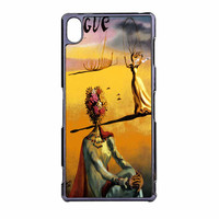 Salvador Dali Woman With Flower Head Vogue Sony Xperia Z3 Case