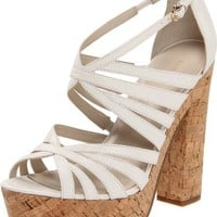 Nine West Women's Allaccess Platform Sandal