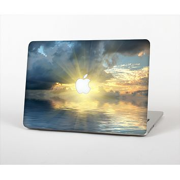 The Calm Ocean Sunset Skin Set for the Apple MacBook Air 11""