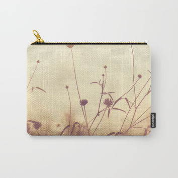 Lay Down And See What I See #society6 Carry-All Pouch by cadinera