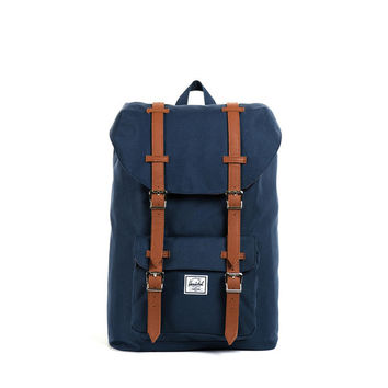 Herschel Supply Co. Little America Mid-Size Navy