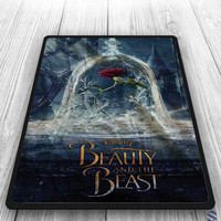 "New Cheap Red Rose Beauty And The Beast Custom Blanket 58"" x 80"" Inch"