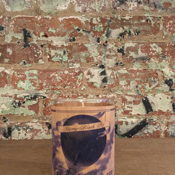 Spitfire Girl, Stormy Black Fig Soy Candle