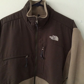 Sale!! EUC Vintage The North Face Polartec Casual track Jacket Outdoor Windbreaker size Medium Free shipping within the USA
