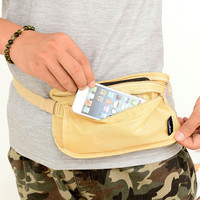 Casual Portable Storage Nude Wallet = 4877866244