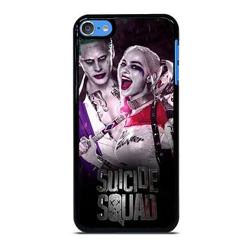 HARLEY QUINN SUICIDE SQUAD JOKER iPod Touch 7 Case