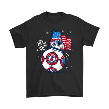 ESBCV3 Red, White, And BB-Blue Star Wars Shirts