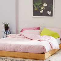 Samson Platform Bed | Urban Outfitters
