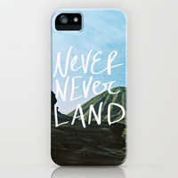 Never Never Land iPhone Case by Leah Flores   Society6