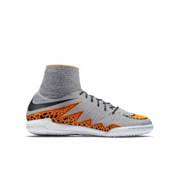 Nike Jr. HypervenomX Proximo II  Kids' Indoor/Court Soccer Shoe