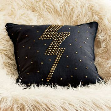 Bling Studs Pillow Cover