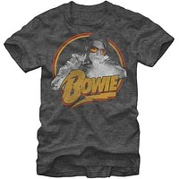 David Bowie Spotlight Adult T-Shirt