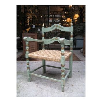19th Century Painted Chair