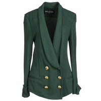 Balmain Women - Coats & jackets - Blazer Balmain on YOOX