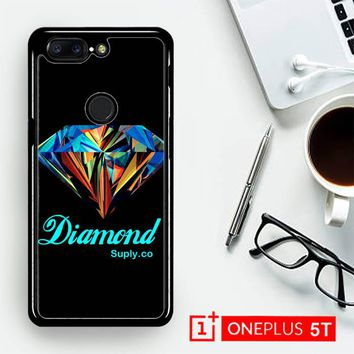 Diamond Supply Co F0364  OnePLus 5T / One Plus 5T Case