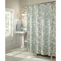 M. Style Birds of a Feather Shower Curtain