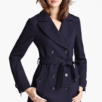Burberry Brit 'Clayhill' Wool Trench Coat | Nordstrom