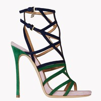 Antigone Sandals - High Heeled Sandals Women - Dsquared2 Official Online Store