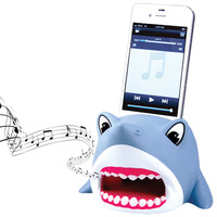 SHARK AMPLIFIER + STAND