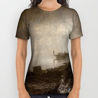 Paradise lost All Over Print Shirt by HappyMelvin