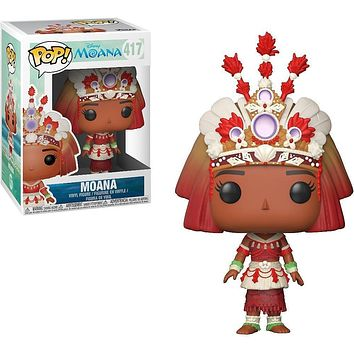 Moana Ceremony Outfit Funko Pop! Disney Moana