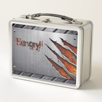 Hungry Stainless Lunch Box