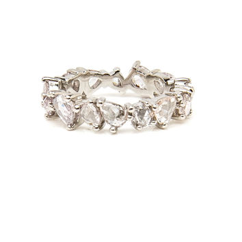 Skipping Stones Diamond Ring