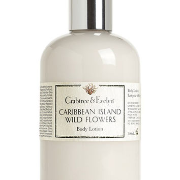 Caribbean Island Wild Flowers Body Lotion By Crabtree & Evelyn