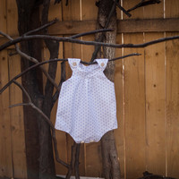 Romper for Baby, Infant Newborn, Baby Girl Romper, Newborn Photo Prop, Newborn photo outfit