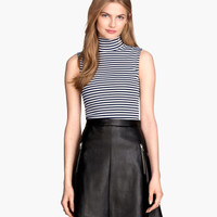 H&M Sleeveless Turtleneck $17.95