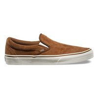 Pig Suede Slip-On | Shop Mens Shoes at Vans