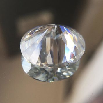 Test positive 9*7mm 2.00ct Carat Oval Brilliant Cut Moissanites Loose Stone DEF Lab Diamond Beads for Engagement Rings