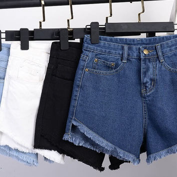 New & On-Sale Plain Jane Shorts, Super Cute & Simple, All Sizes