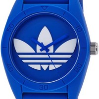 adidas Unisex ADH6169 Santiago Analog Display Analog Quartz Blue Watch