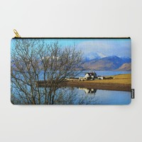 Bliss Carry-All Pouch by Haroulita | Society6