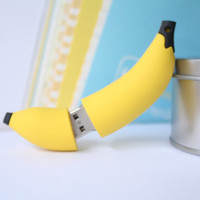 SALE30-70%OFF: 4GB Usb Cute and Funny Banana usb Flash Drive 4Gb Flash Drive , Accessories , usb, Kawaii usbb , Cute Ubs