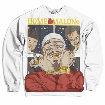 Malone's Still Alone Sweater
