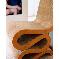 Vitra Inc. Wiggle Side Chair - Seating: Chair - Modenus Catalog
