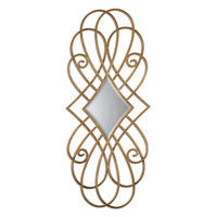 Uttermost Lilou Gold Mirror