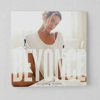 Beyonce 2015 Wall Calendar- Multi One